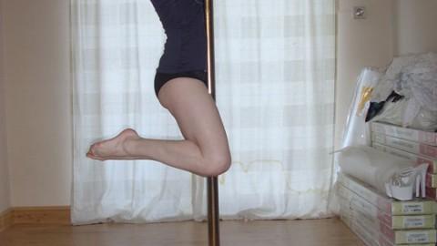 Pole Move Jump and Slide