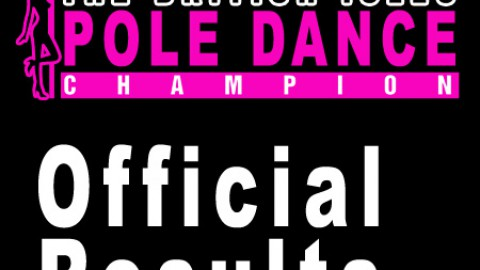 British Isles Pole Dance Champion 2010 results