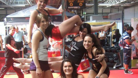 Muscles, Moves and Motivation…. Pushing the Boundaries at the NEC's BodyPower Expo