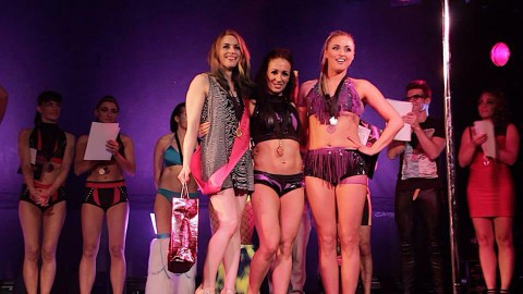 The All Ireland Pole Dance Championships Results