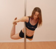 Pole Move (Yogini)