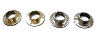 Flat Stationary Ceiling and Floor Flanges