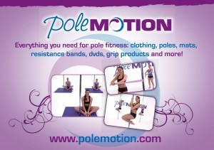 Pole Motion Half Page Ad 4 of 6