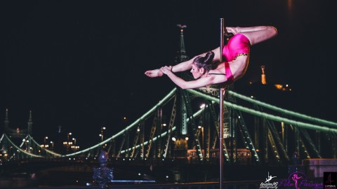 International Pole Camp & Retreat Training Week Budapest
